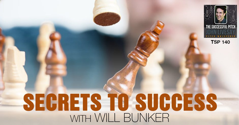 TSP 140 | Success Secrets