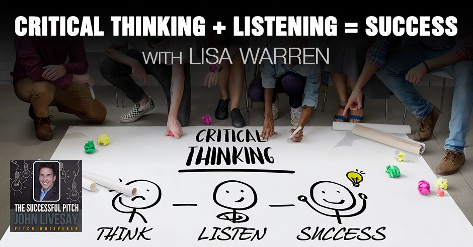TSP 197 | Critical Thinking And Listening