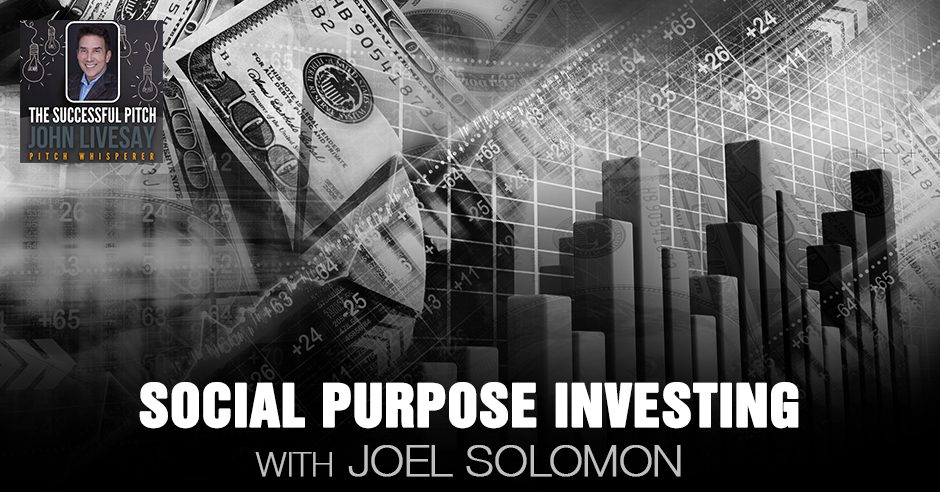 TSP Joel | Investing In Social Purpose