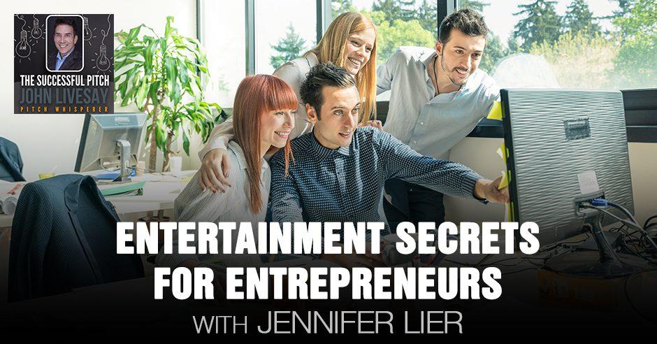 TSP Lier | Entertainment Secrets For Entrepreneurs