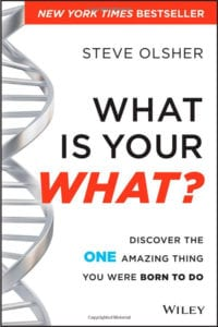 TSP Steve | What Is Your What
