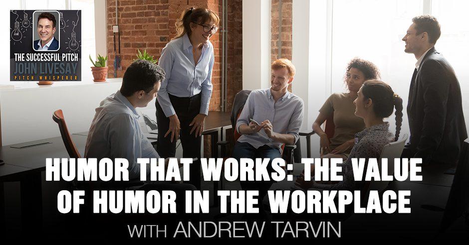 TSP Tarvin | Humor That Works