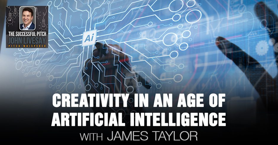 TSP James | Creativity And Artificial Intelligence