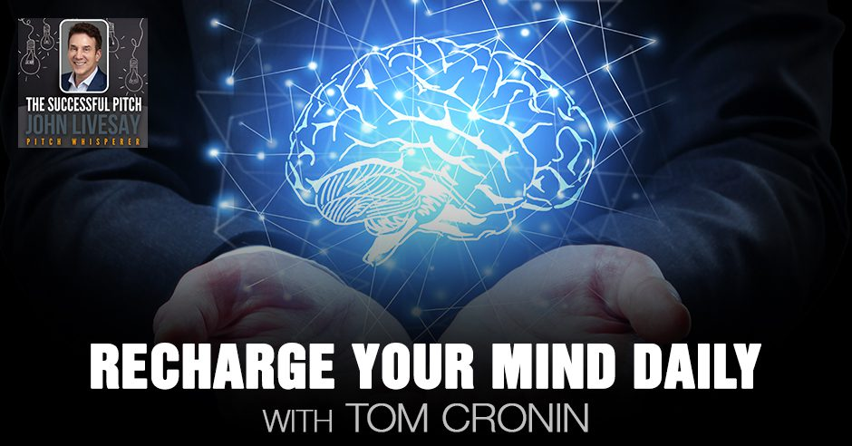 TSP Cronin | Recharging Your Mind