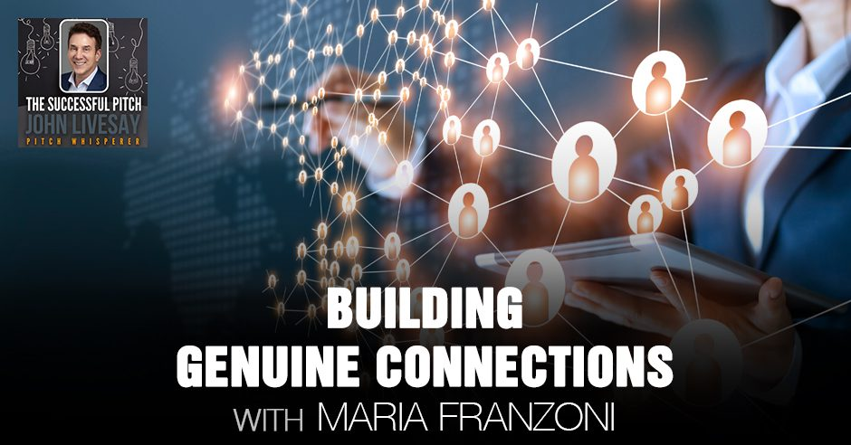 TSP Maria | Building Genuine Connections