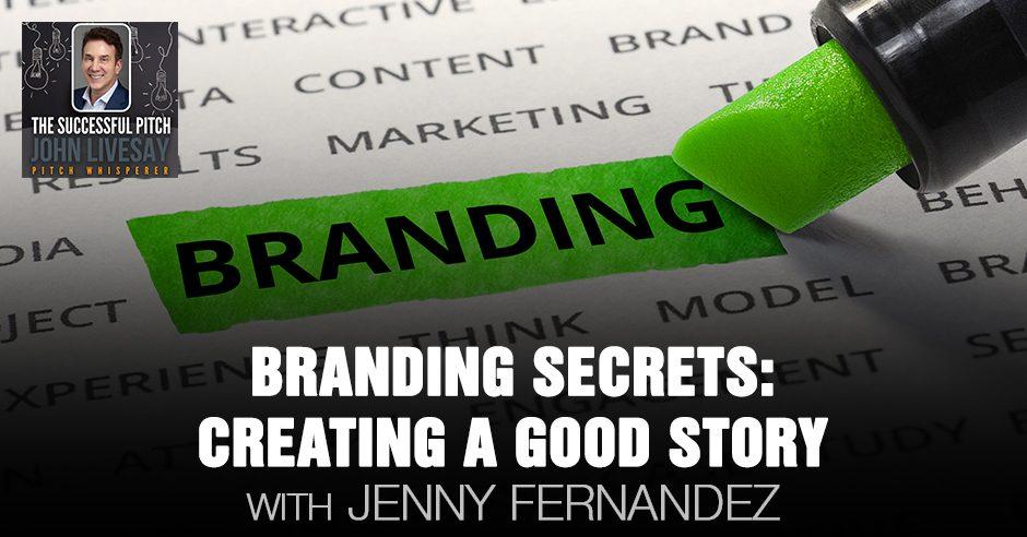 TSP Jenny | Branding Secrets