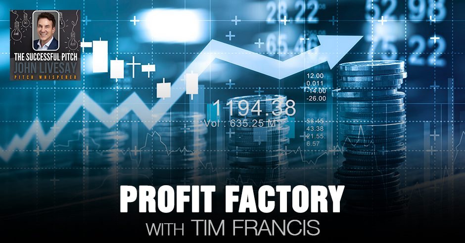 TSP Francis | Profit Factory