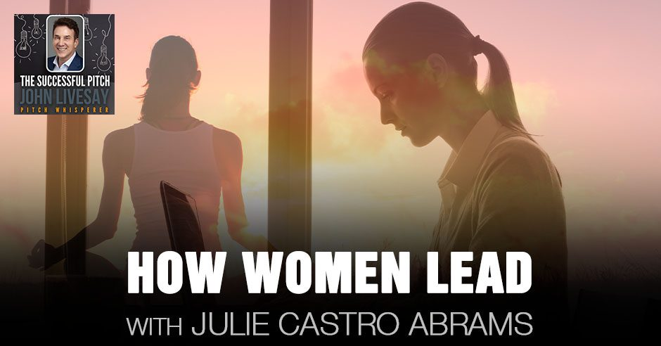 TSP Julie | How Women Lead