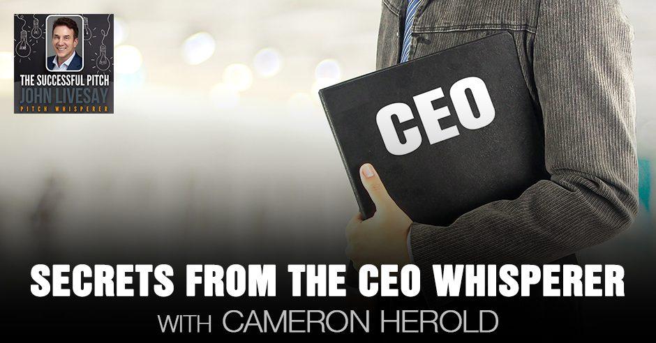 TSP Cameron   The CEO Whisperer Secrets