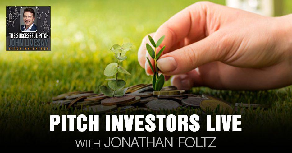 TSP Jonathan   Pitch Investors Live