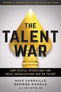 TSP Mike | The Talent War